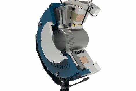 Modulare Bremsenserie mit Schutzklasse IP67
