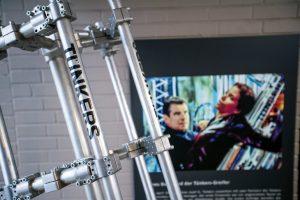 Robotergreifer fürs Kino