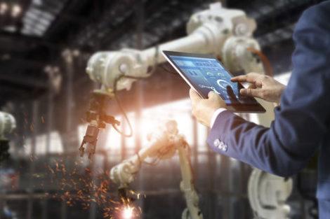 Smart Factory VDI-Event Robotik