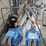 Vektor-Frequenzumrichter-Gefran-Extruder-Schnecke