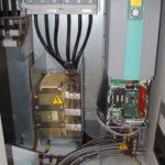 Vektor-Frequenzumrichter-Gefran-Kunststoffextrusionsanlage
