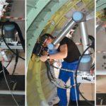 Vollstanznieten Cobot Tox Pressotechnik Fraunhofer IGP