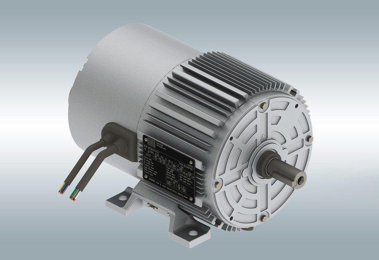 Permanentmagnetmotoren