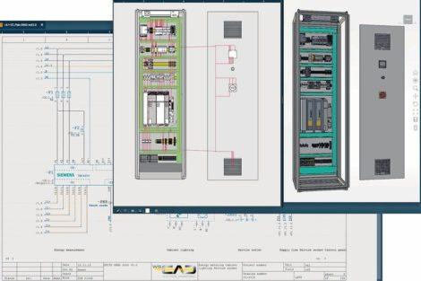 WSCAD E-CAD Suite X sps 2019