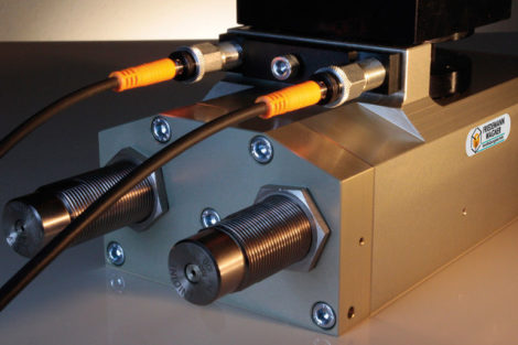 Schwenkantrieb SES-9 von Wagner ermöglicht pneumatisches Schwenken großer Lasten