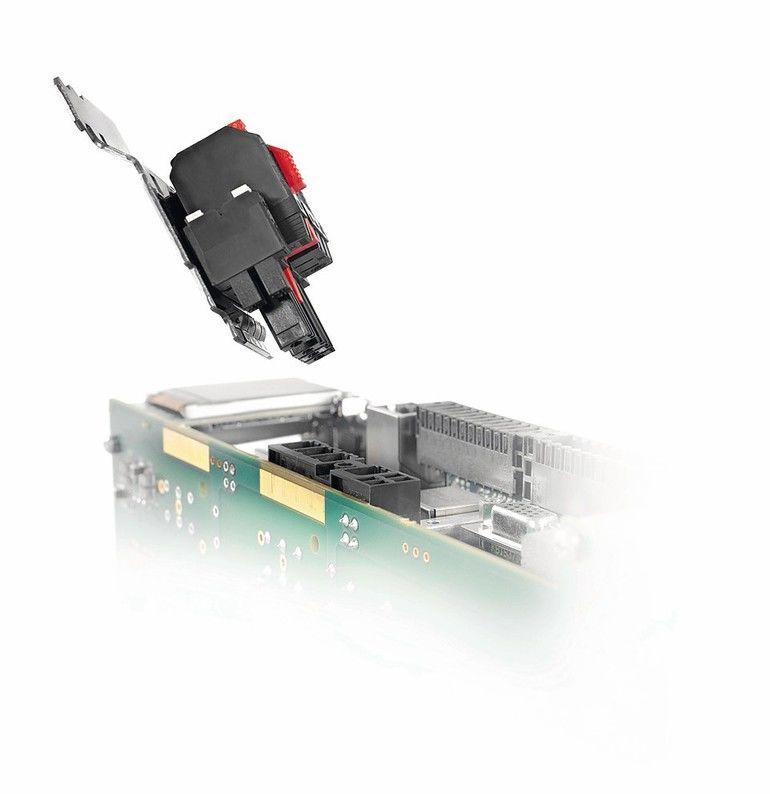 Weidmueller EMV Omnimate-Power-Steckverbinder