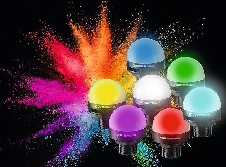 Werma LED Einbauleuchte