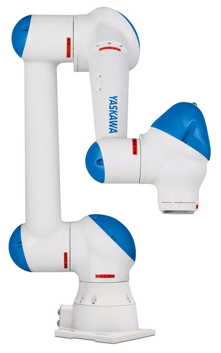 Kollaborative Roboter Motoman HC10