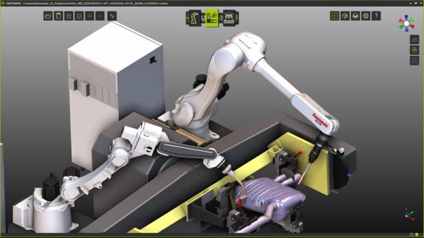 3D-Simulationssoftware