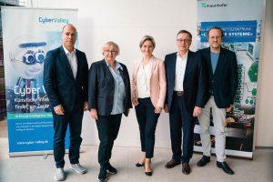 künstliche intelligenz cyber valley Fraunhofer IAO Fraunhofer IPA