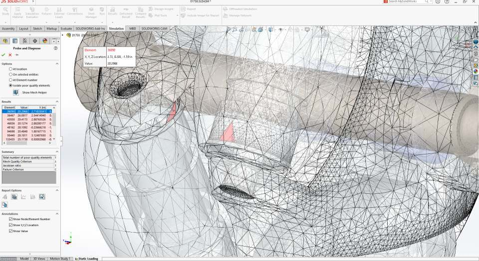 SOLIDWORKS 2021 Screenshot Dassault Systèmes