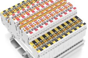 Klippon® Connect-KNX-Reihenklemmen von Weidmüller