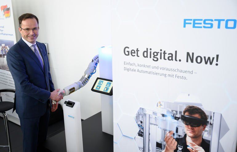 hannover messe 2020 Industrial Transformation