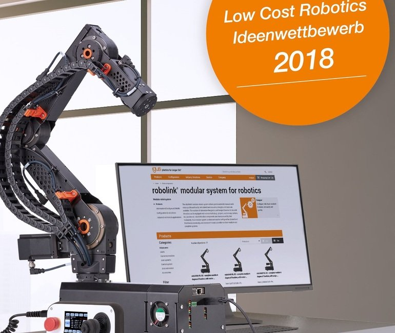 Low Cost Robotics Ideenwettbewerb