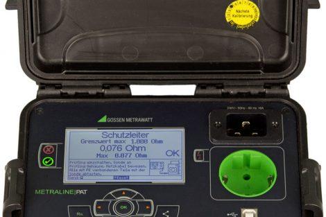 Gerätetester Metraline PAT