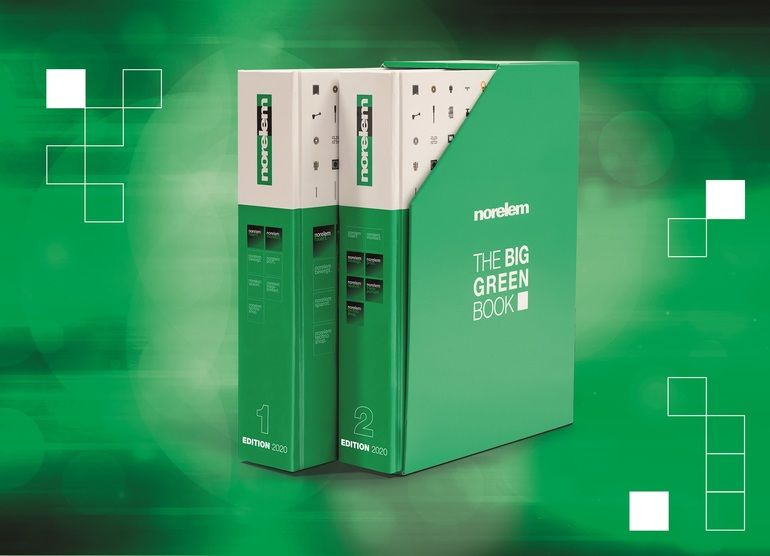 The Big Green Book Norelem-Katalog 2020