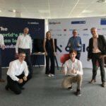 Uebergabe Omlox go live 2020 an die PNO