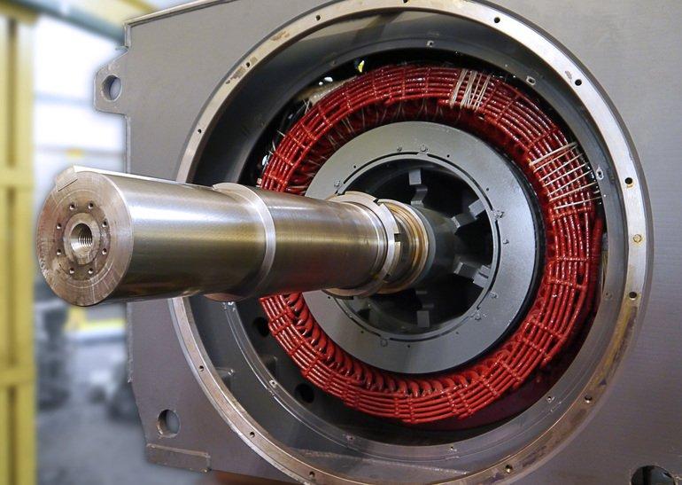 Schleifringläufermotoren