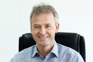 Dr. Karsten Theis, Mitglied des Vorstands der Prostep AG