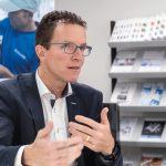Hans van der Velden, Geschäftsführer, Bossard Deutschland GmbH